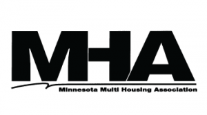 commercial cleaning - MHA badge