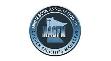 commercial cleaning - MACFM badge