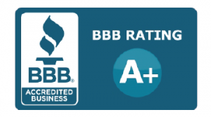 commercial cleaning - BBB Badge